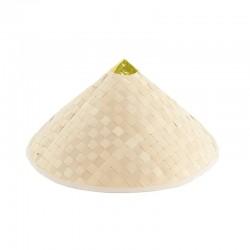 Sombrero Chino de paja natural
