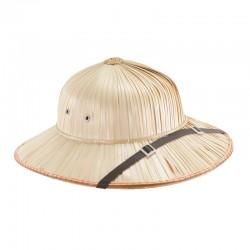 Sombrero Salacot de Bambú