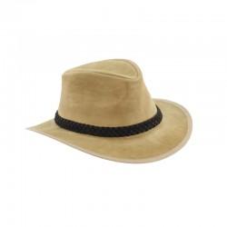 Sombrero Indiana Piel Genuina