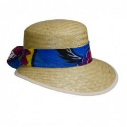 Sombrero Visera Gina Fibras...