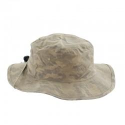 Sombrero Traveller Microfibra camuflaje con barbuquejo