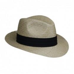 Sombrero de Paja Natural...