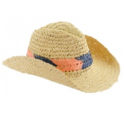 Sombrero Cowboy Crochet con...