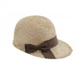 Sombrero Visera algas con lazo