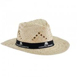 Sombrero Paja Publicidad...