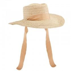 Sombrero Atlanta rafia con...
