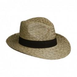 Sombrero Bogart junco beige...