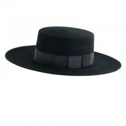 Sombrero Canotier de Lana...