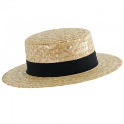 Sombrero de Paja Canotier...