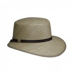 Sombrero Visera Gina Paja...