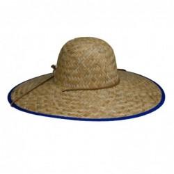 Sombrero Tomatero Palma Extralón Fibras Naturales Campo