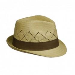 Sombrero Tirolés Calado Rombos