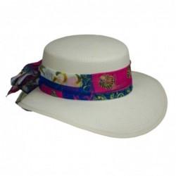 Sombrero Visera Gina Celulosa