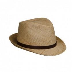 Sombrero Tirolés Rafia...