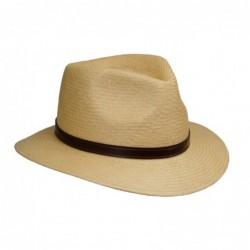 Sombrero Panamá Cofari de Paja Toquilla Ecuador