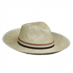 Sombrero de Paja Fibras...