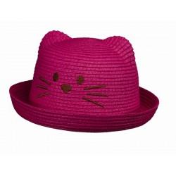 Sombrero Infantil Bordado Gato